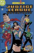 Justice League Adventures Six Flags Edition (2003) 1