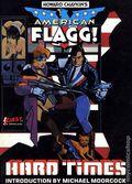 American Flagg Hard Times TPB (1985 First Publishing) 1-REP
