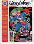 Jack Kirby Collector (1994 Magazine/Treasury) 10