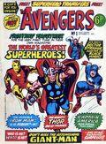 Avengers (UK Magazine) 1
