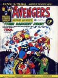 Avengers (1973-1976 Marvel UK) 4