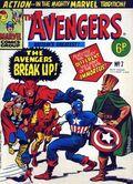 Avengers (1973-1976 Marvel UK) 7