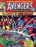 Avengers (1973-1976 Marvel UK) 10