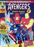 Avengers (1973-1976 Marvel UK) 13