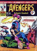Avengers (1973-1976 Marvel UK) 16