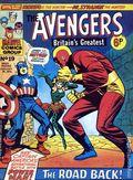Avengers (1973-1976 Marvel UK) 19