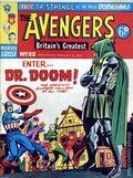 Avengers (1973-1976 Marvel UK) 22