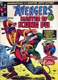 Avengers (1973-1976 Marvel UK) 34