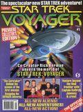 Star Trek Voyager Magazine (1995) 1B