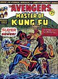 Avengers (1973-1976 Marvel UK) 43