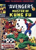 Avengers (1973-1976 Marvel UK) 49