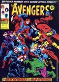 Avengers (1973-1976 Marvel UK) 78
