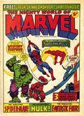 Mighty World of Marvel (1972 UK Magazine) 1