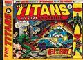 Titans (1975 Marvel) UK Edition 7UK