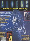 Aliens Official Movie Magazine (1986 O'Quinn) 1