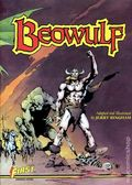 Beowulf GN (1984 First Comics) Adapted by Jerry Bingham 1-1ST