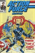 Action Force Monthly (UK) Comic Size 10