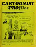 Cartoonist Profiles (1977) 14