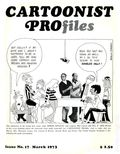 Cartoonist Profiles (1977) 17