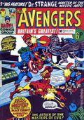 Avengers (1973-1976 Marvel UK) 3