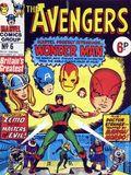 Avengers (1973-1976 Marvel UK) 6
