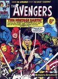 Avengers (1973-1976 Marvel UK) 9