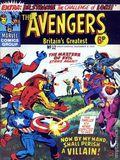 Avengers (1973-1976 Marvel UK) 12