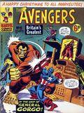 Avengers (1973-1976 Marvel UK) 15
