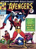 Avengers (1973-1976 Marvel UK) 18