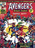 Avengers (1973-1976 Marvel UK) 21