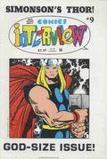 Comics Interview (1983) 9