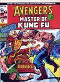 Avengers (1973-1976 Marvel UK) 33