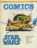 Comics Revue (1984-2009 Comics Interview) 4