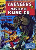 Avengers (1973-1976 Marvel UK) 36