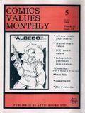 Comics Values Monthly (1986) 5