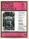 Comics Values Monthly (1986) 11