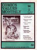 Comics Values Monthly (1986) 14