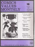 Comics Values Monthly (1986) 18