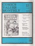 Comics Values Monthly (1986) 22
