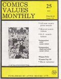 Comics Values Monthly (1986) 25