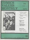Comics Values Monthly (1986) 34