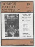 Comics Values Monthly (1986) 39