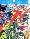 Steranko History of Comics SC (1970-1972 Supergraphics) 1A