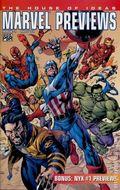 Marvel Previews (2003) 1