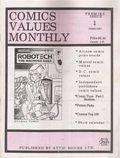 Comics Values Monthly (1986) 1