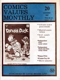 Comics Values Monthly (1986) 20