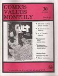 Comics Values Monthly (1986) 30