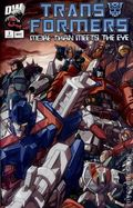 Transformers More Than Meets the Eye (2003 Dreamwave) Official Guidebook 7