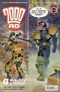 2000 AD (1977 IPC/Fleetway) UK 1234