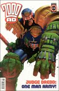2000 AD (1977 IPC/Fleetway/Rebellion) UK 1258